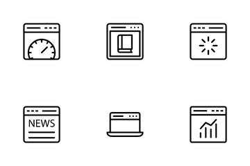 Web And Mobile Apps Icon Pack