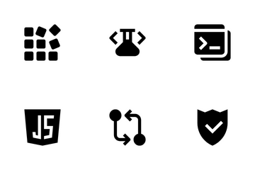 Web And Mobile Development Icon Pack