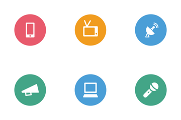 Web And Mobile Vector Icons Icon Pack