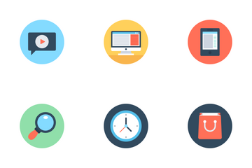 Web And Networking 1 Icon Pack