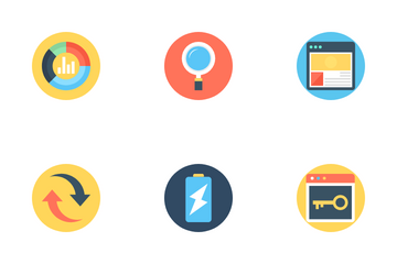 Web And Networking Icon Pack