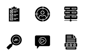 Web And SEO Icon Pack