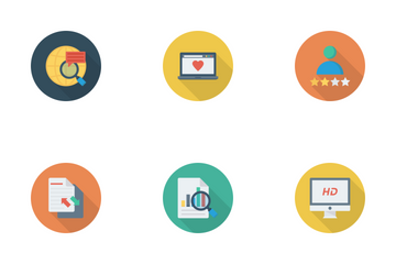 Web And SEO Vol 1 Icon Pack