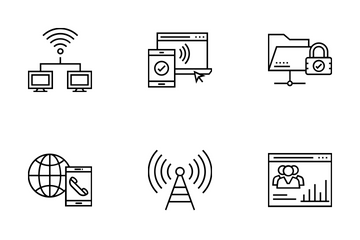 Web And SEO Vol 13 Icon Pack