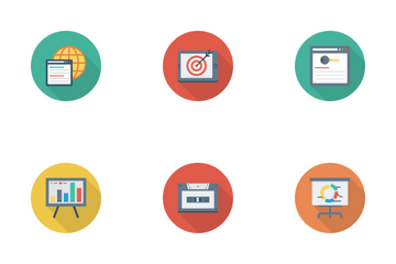 Web And SEO Vol 2 Icon Pack