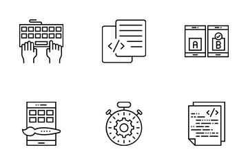Web And SEO Vol 20 Icon Pack