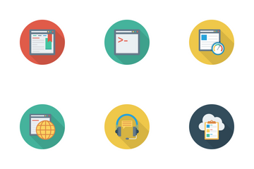 Web And SEO Vol 3 Icon Pack
