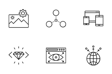 Web And SEO Vol 5 Icon Pack