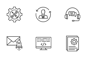 Web And SEO Vol 6 Icon Pack
