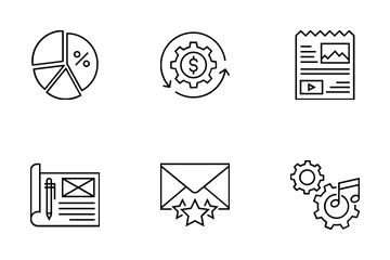 Web And SEO Vol 7 Icon Pack