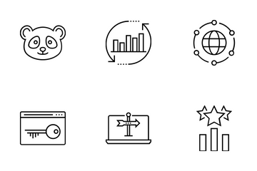 Web And SEO Vol 9 Icon Pack