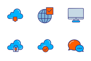 Web And Space Icon Pack