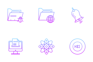 Web And Technology Icon Pack