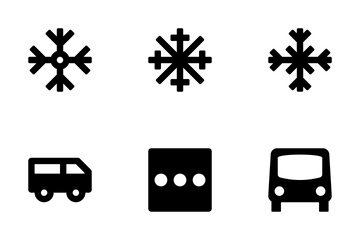 Web And UI Icons 12 Icon Pack