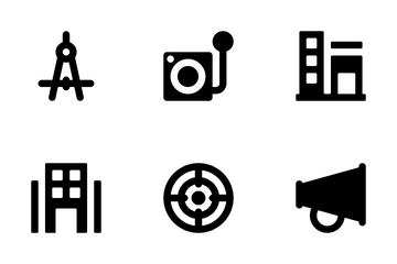 Web And UI Icons 14 Icon Pack