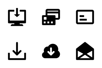 Web And UI Icons 15 Icon Pack