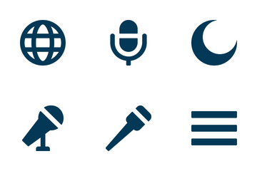 Web And UI Icons 16 Icon Pack