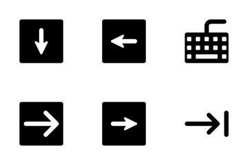 Web And UI Icons 6 Icon Pack