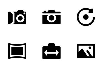 Web And UI Icons 8 Icon Pack