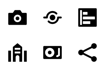Web And UI Icons 9 Icon Pack