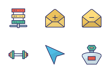 Web And User Interface Icon Pack