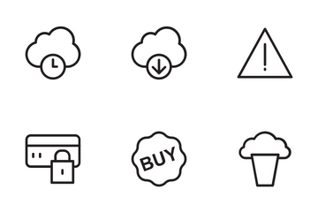 Web And User Interface Icons 2 Icon Pack