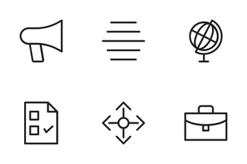 Web And User Interface Icons 4 Icon Pack