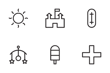 Web And User Interface Icons 5 Icon Pack