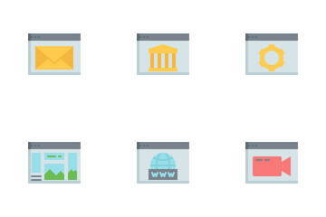 Web Browser Icon Pack
