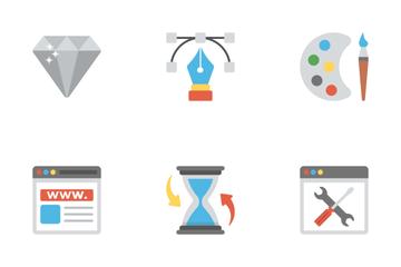 Web Design 1 Icon Pack