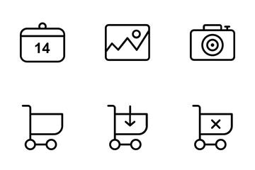 Web Design 3 Icon Pack