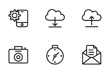 Web Design 4 Icon Pack