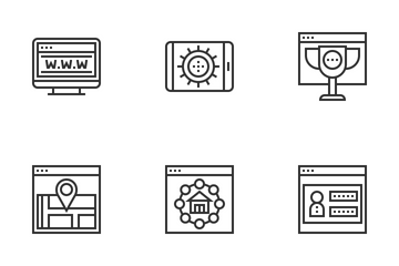 Web Design Icon Pack