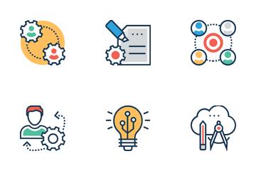 Web Design And Development 1 Icon Pack