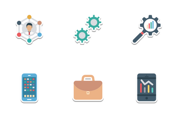 Web Design And Development Icon Pack