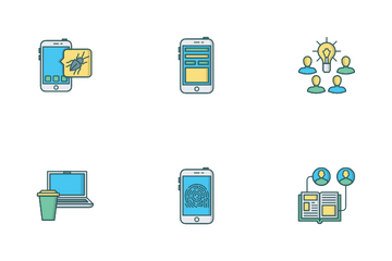 Web,Design And Development Icon Pack