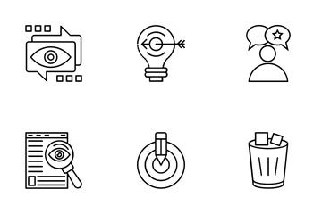Web Design And Development Vol 2 Icon Pack