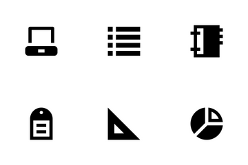 Web Design And Development Vol 3 Icon Pack