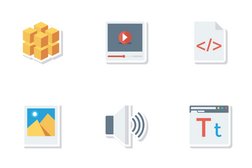 Web Design Development And UI Vol 2 Icon Pack