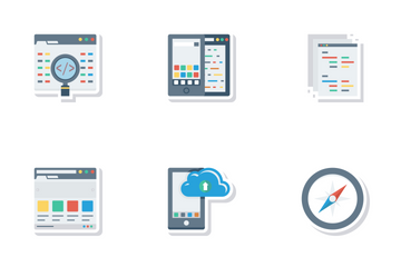 Web Design Development And UI Vol 3 Icon Pack