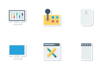 Web Design Development And UI Vol 5 Icon Pack