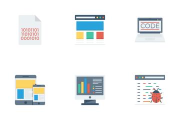 Web Design Development & UI Vol 2 Icon Pack