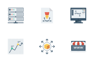 Web Design Development & UI Vol 3 Icon Pack