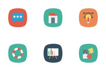 Web Design Development & UI Vol 4 Icon Pack