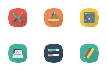 Web Design Development & UI Vol 5 Icon Pack