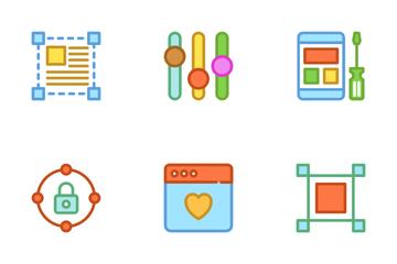 Web Design Vol 1 Icon Pack