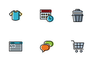 Web Developer Icon Pack