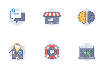 Web Development Icon Pack