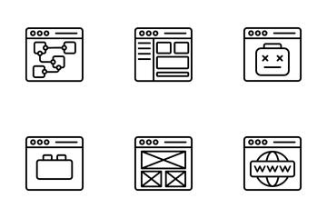 Web Development Icon Pack