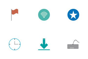 Web Flat Icon Pack
